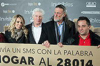 `Invisibles´ film premiere in Madrid