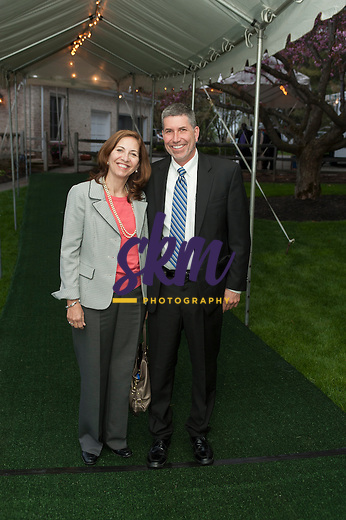 GBMC Foundation hosted a donor dinner at the home of GBMC Foundation hosted a donor dinner at the home of Henry & Dot Rosenberg.