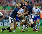 Rugby World Cup 2015 Samoa v Scotland 10.10.2015