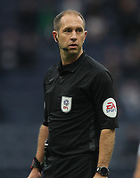 Referee Jeremy Simpson<br /> <br /> Photographer Mick Walker/CameraSport<br /> <br /> The EFL Sky Bet Championship - Preston North End v Wigan Athletic - Saturday 10th August 2019 - Deepdale Stadium - Preston<br /> <br /> World Copyright © 2019 CameraSport. All rights reserved. 43 Linden Ave. Countesthorpe. Leicester. England. LE8 5PG - Tel: +44 (0) 116 277 4147 - admin@camerasport.com - www.camerasport.com