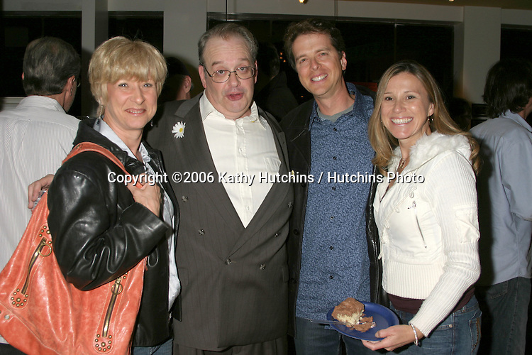 "Joe Alaskey and guests.The Steve Allen Theater presents.""1958: A Retrospeculation"".Los Angeles, CA.April 8, 2006.©2006 Kathy Hutchins / Hutchins Photo...."