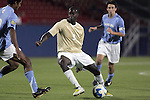12 December 2008: Marcus Tracy (9) of Wake Forest.  The Wake Forest University Demon Deacons were defeated by the University of North Carolina Tar Heels 0-1 at Pizza Hut Park in Frisco, TX in an NCAA Division I Men's College Cup semifinal game.