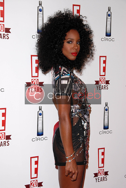 Kelly Rowland<br /> at E!'s 20th Birthday Bash Celebrating Two Decades of Pop Culture, The London, West Hollywood, CA. 05-24-10<br /> David Edwards/DailyCeleb.Com 818-249-4998