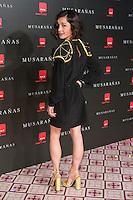 "Nadia Santiago attend the Premiere of the movie ""Musaranas"" in Madrid, Spain. December 17, 2014. (ALTERPHOTOS/Carlos Dafonte) /NortePhoto /NortePhoto.com"