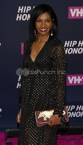 New York, NY July 11: Jenny Jules attends the VH1 Hip Hop Honors: All Hail The Queens at David Geffen Hall on July 11, 2016 in New York City.@John Palmer / Media Punch