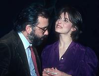 Francis Ford Coppola and Nastassja Kinski 1982<br /> Photo By Adam Scull/PHOTOlink.net /MediaPunch