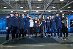 UNIVERSITY PARK, PA - MARCH 25: Notre Dame University wins the the Team National Championship for  Division I Men's and Women's Fencing Championship held at the Multi-Sport Facility on the Penn State University campus on March 25, 2018 in University Park, Pennsylvania. (Photo by Doug Stroud/NCAA Photos via Getty Images)