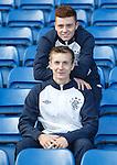 Robbie Crawford and Lewis Macleod