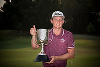 Cameron Smith (AUS) after the final round of the Australian PGA Championship, Royal Pines Resort Golf Course, Benowa, Queensland, Australia. 02/12/2018<br /> Picture: Golffile | Anthony Powter<br /> <br /> <br /> All photo usage must carry mandatory copyright credit (&copy; Golffile | Anthony Powter)