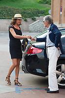 Carmen Grajal and Jaime Ostos
