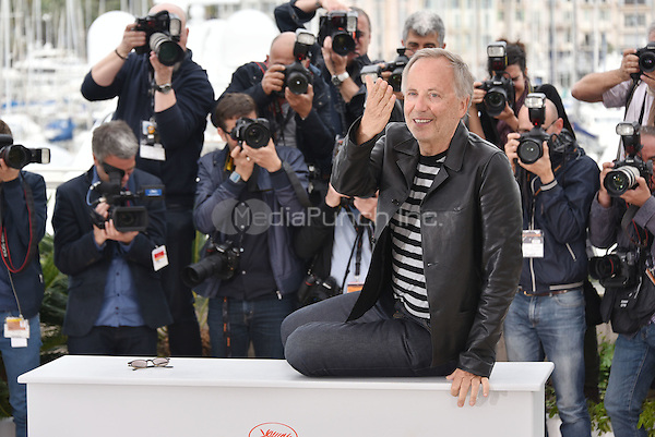 Fabrice Luchiniat photocall for 'Ma Loute' on the Majestic Pier during the 69th International Cannes Film Festival, France May 13, 2016.<br /> CAP/PL<br /> &copy;Phil Loftus/Capital Pictures /MediaPunch ***NORTH AND SOUTH AMERICA ONLY***