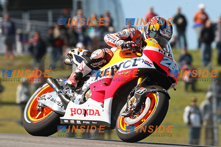 .19-04-2013 Austin (USA).Motogp world championship.in the picture: Marc Marquez - Honda Repsol team .Foto Semedia/Insidefoto.ITALY ONLY