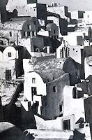 Bernard Rudofsky:  The Classical Vernacular--Apanomeria, 1920's.