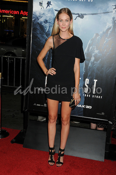 "9 September 2015 - Hollywood, California - Kathryn Boyd. ""Everest"" Los Angeles Premiere held at the TCL Chinese Theatre. Photo Credit: Byron Purvis/AdMedia"