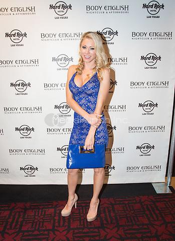 LAS VEGAS, NV - March 20: Katie Morgan celebrates her birthday at Body English at Hard Rock Hotel in Las Vegas, NV on March 20, 2015. © Erik Kabik / MediaPunch***HOUSE COVERAGE***