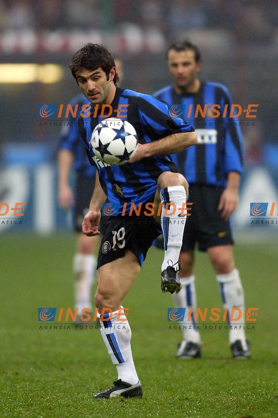 Milano 21/2/2004<br /> Milan Inter 3-2<br /> Giorgios Karagounis  (Inter) <br /> Foto Andrea Staccioli Insidefoto