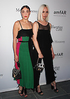 NEW YORK, NY - JUNE 21: The Dolls, Mia Moretti and Margot, attend amfAR generationCURE 5th Annual SOLSTICE event in New York, New York on June 21, 2016.  Photo Credit: Rainmaker Photo/MediaPunch