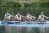 Race: 100: W Tier1 4x  Heat 2<br /> <br /> Peterborough Summer Regatta 2017 - Sunday<br /> <br /> To purchase this photo, or to see pricing information for Prints and Downloads, click the blue 'Add to Cart' button at the top-right of the page.