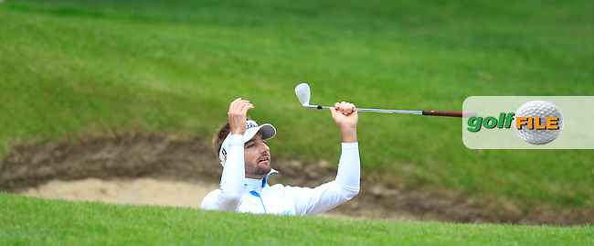 Jbe KRUGER (RSA) during the Pro-AM of the 2015 BMW PGA Championship. Wentworth Golf Club, Virginia Water, Surrey, UK. 20/05/2015.<br /> Picture Fran Caffrey, www.golffile.ie