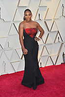 LOS ANGELES, CA. February 24, 2019: Serena Williams at the 91st Academy Awards at the Dolby Theatre.<br /> Picture: Paul Smith/Featureflash