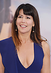 HOLLYWOOD, CA - MAY 25:  Director Patty Jenkins arrives at the premiere of Warner Bros. Pictures' 'Wonder Woman' at the Pantages Theatre on May 25, 2017 in Hollywood, California.