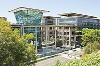 Photographs of Calpers Building Sacramento