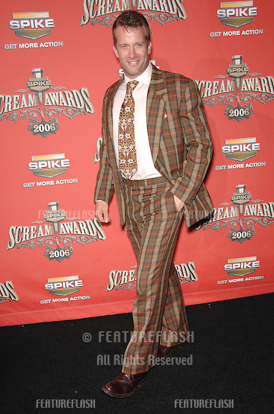 THOMAS JANE at the Spike TV Scream Awards 2006 at the Pantages Theatre, Hollywood..October 7, 2006  Los Angeles, CA.Picture: Paul Smith / Featureflash
