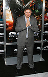 "HOLLYWOOD, CA. - August 06: Ray Park arrives at a special screening of ""G.I. Joe: The Rise Of The Cobra"" on August 6, 2009 in Hollywood, California."