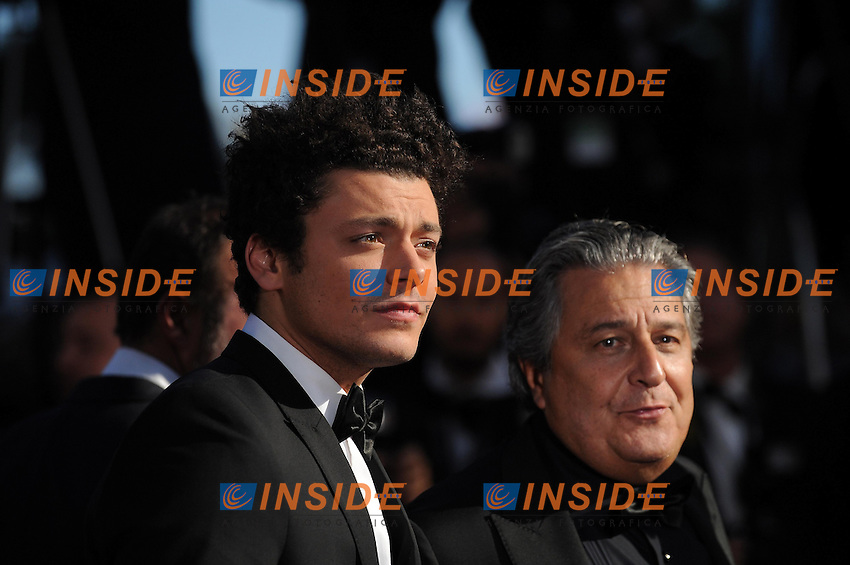Christian Clavier .Cannes 23/5/2013 .66mo Festival del Cinema di Cannes 2013 .Foto Panoramic / Insidefoto .ITALY ONLY