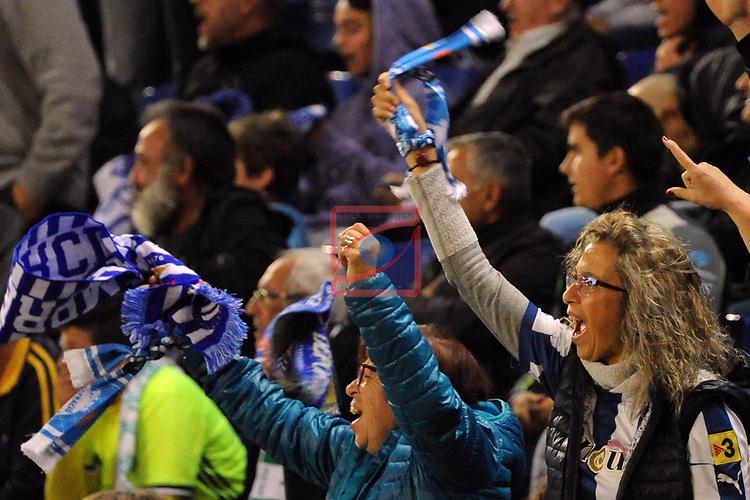 League Santander 2017-2018 - Game: 10.<br /> RCD Espanyol vs R. Betis: 1-0.