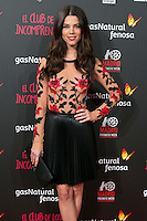 "Juana Acosta attend the Premiere of the movie ""El club de los incomprendidos"" at callao Cinema in Madrid, Spain. December 1, 2014. (ALTERPHOTOS/Carlos Dafonte) /NortePhoto<br />