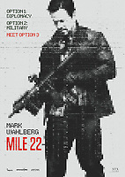 Mile 22 (2018) <br /> *Filmstill - Editorial Use Only*<br /> CAP/FB<br /> Image supplied by Capital Pictures