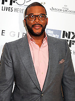 NEW YORK CITY, NY, USA - SEPTEMBER 26: Tyler Perry arrives at the 52nd New York Film Festival Opening Night Gala Presentation and World Premiere Of 'Gone Girl' held at Alice Tully Hall on September 26, 2014 in New York City, New York, United States. (Photo by Celebrity Monitor)