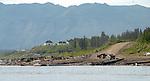 Tulita on Mackenzie River