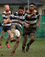 170701 Wellington Premier Club Rugby - Ories v Wainuiomata