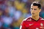 Cristiano Ronaldo (POR), JUNE 16, 2014 - Football / Soccer : FIFA World Cup Brazil 2014 Group G match between Germany 4-0 Portugal at Arena Fonte Nova in Salvador, Brazil. (Photo by Maurizio Borsari/AFLO)