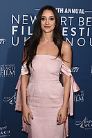 Roxie Nofusi<br /> arriving for the Newport Beach Film Festival UK Honours 2020, London.<br /> <br /> ©Ash Knotek  D3551 29/01/2020