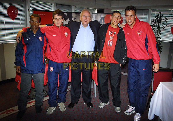 PETE WATERMAN.Helps honour young acheivers for CSV Springboard at Arsenal Football Ground.www.capitalpictures.com.sales@capitalpictures.com.© Capital Pictures.