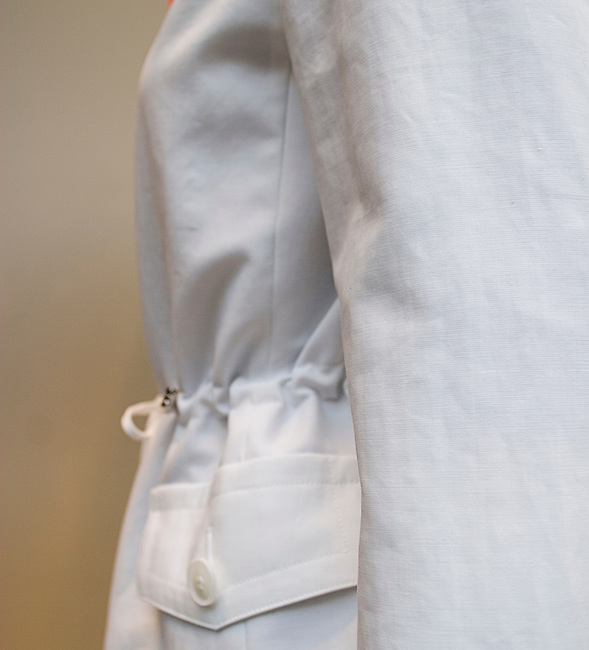 Woman's Jacket, Maxmara, Post Street, San Francisco, California