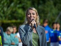 Hilversum, Netherlands, August 7, 2017, National Junior Championships, NJK, National Auntem by Elke Tiel<br /> Photo: Tennisimages/Henk Koster
