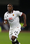 Odion Ighalo of Watford during the Premier League match at Turf Moor Stadium, Burnley. Picture date: September 26th, 2016. Pic Simon Bellis/Sportimage