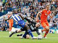 Sheffield Wednesday v Millwall 24.8.13