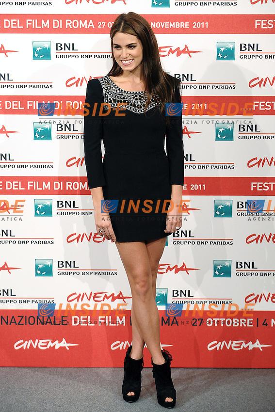 Nikki REED.The Twilight Saga: Breaking down Part I.Roma 30/10/2011 Auditorium.Festival Internazionale del Film di Roma.Foto Andrea Staccioli Insidefoto