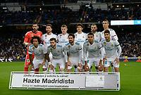 Real Madrid's  and UD Las Palmas'  during La Liga match. November 5,2017. (ALTERPHOTOS/Inma Garcia)