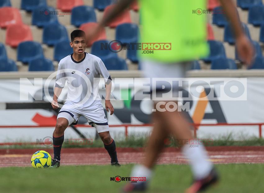 Entrenamiento de CimarronesFC. Liga AScensoMX.  13feb2017 Foto: LuisGutierrez/NortePhoto.com
