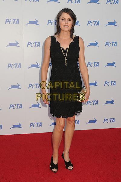 30 September 2015 - Hollywood, California - Jorja Fox. PETA 35th Anniversary Gala held at the Hollywood Palladium. <br /> CAP/ADM/BP<br /> &copy;BP/ADM/Capital Pictures