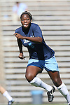 14 October 2007: North Carolina's Jaime Gilbert. The University of North Carolina Tar Heels defeated the Wake Forest University Demon Deacons 1-0 at Fetzer Field in Chapel Hill, North Carolina in an Atlantic Coast Conference NCAA Division I Womens Soccer game.