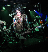 The Defiled at SXSW 2012 in Austin, TX.