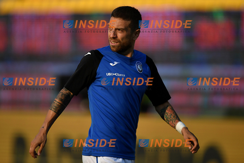 Alejandro Papu Gomez of Atalanta BC prior to the Serie A football match between Parma Calcio and Atalanta BC at Ennio Tardini stadium in Parma (Italy), July 28th, 2020. Play resumes behind closed doors following the outbreak of the coronavirus disease. Photo Andrea Staccioli / Insidefoto