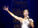 The Bodyguard. A Musical based on the Warner Brothers Film . Book by Alex Dinelaris , directed by Thea Sharrock. With Heather Headley as Rachel Marron. Opens at The Adelphi Theatre on 5/12/12 . CREDIT Geraint Lewis